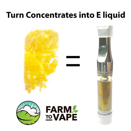 How to Make BHO Ejuice