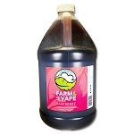 Farm to Vape One Gallon Raspberry