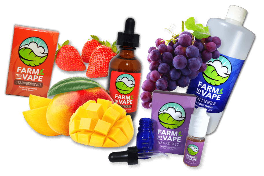 Farm to Vape - Turn Wax Into E Liquid with Farm to Vape