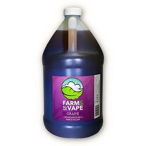 Farm to Vape One Gallon Grape Thinner