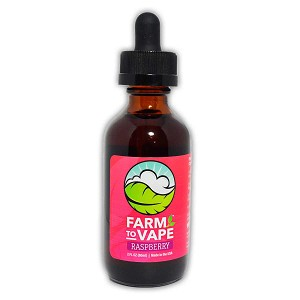 Farm to Vape 60ml Raspberry