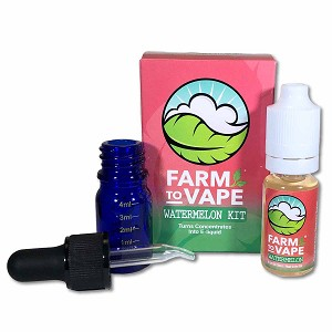 Farm to Vape Watermelon Kit