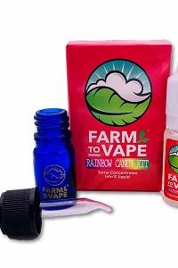 Farm to Vape Strawberry Kit